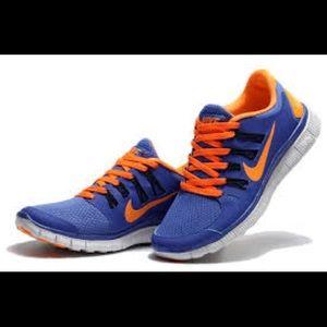 Women's Nike Free Run 5.0 Shoes